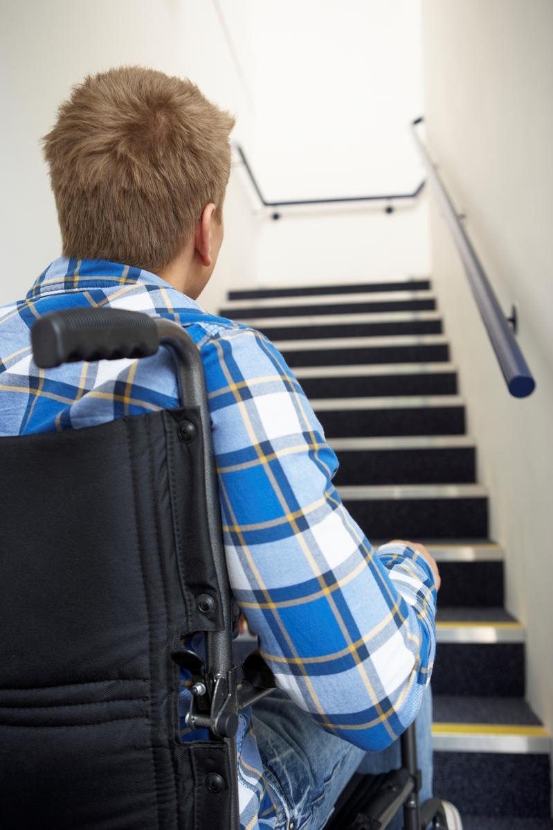 Requisitos de accesibilidad en ascensores seg n ley 7600 for Sillas para subir y bajar escaleras